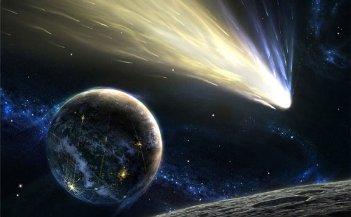 Самые интересные факты о кометах