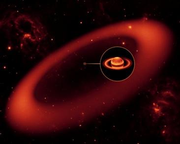 Самые интересные факты о планете гиганте Сатурне